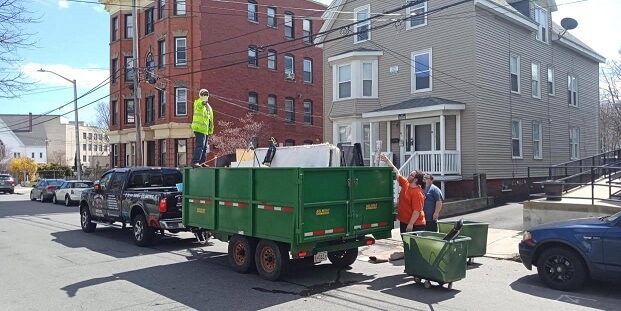 junk removal prices near me